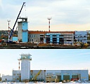 Project of Rescue Station at Belgorod Airport