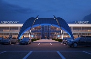 Project of Terminal in Belgorod Airport