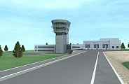 Project of Main ERS with Control Tower in Sheremetyevo Airport